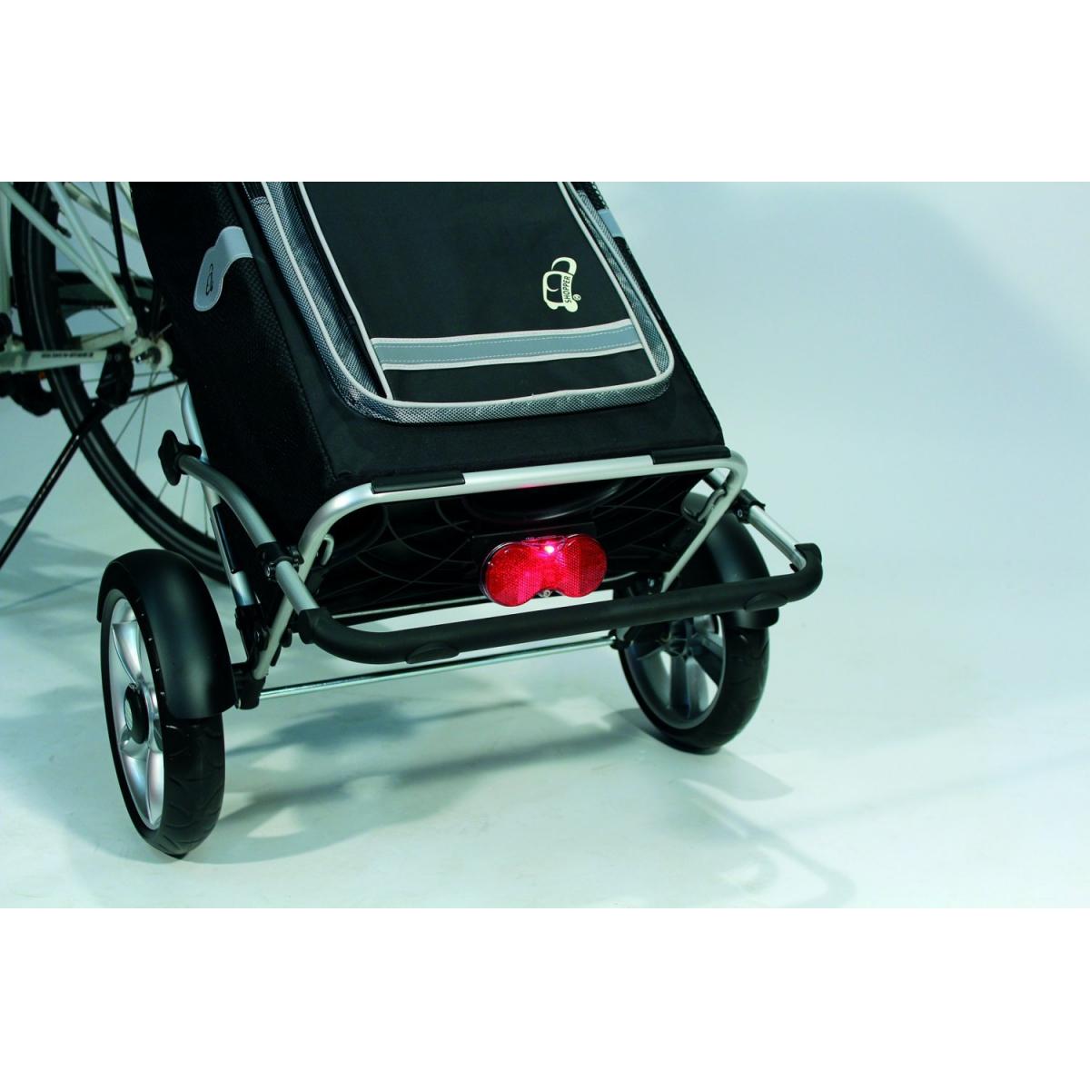 diodenr cklicht mit batterien fahrrad freizeitanh nger shopping. Black Bedroom Furniture Sets. Home Design Ideas