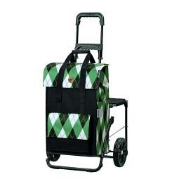 Komfort Shopper Ine grün